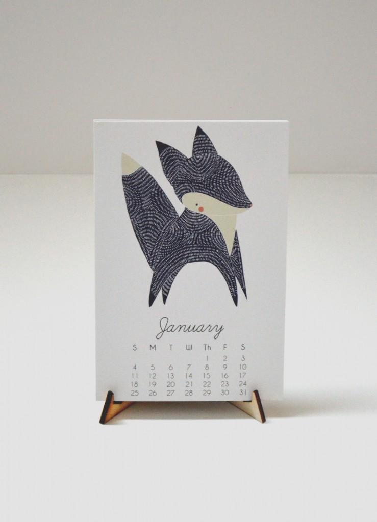 Gingiber calendar