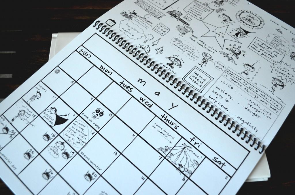 I am calendar 22