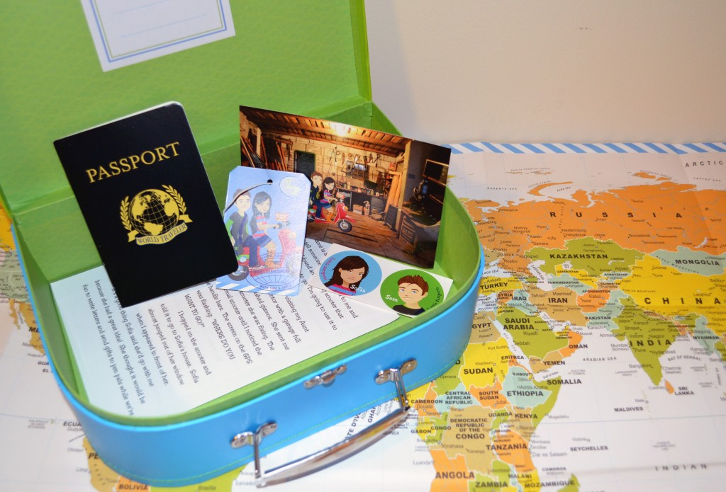 little passports a global adventure 2