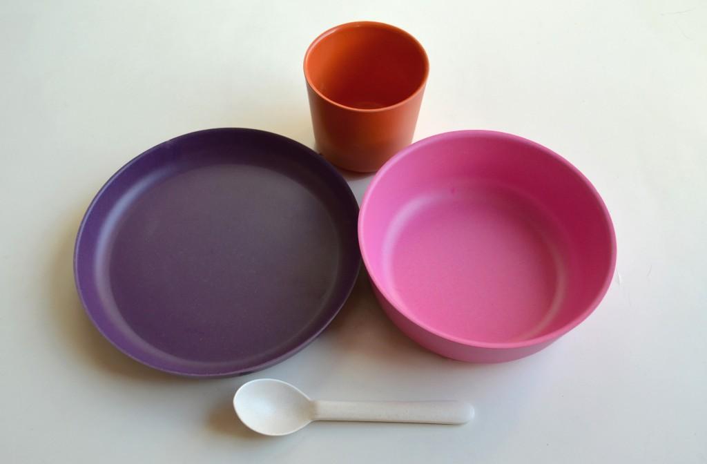 Eco Friendly Dish Set