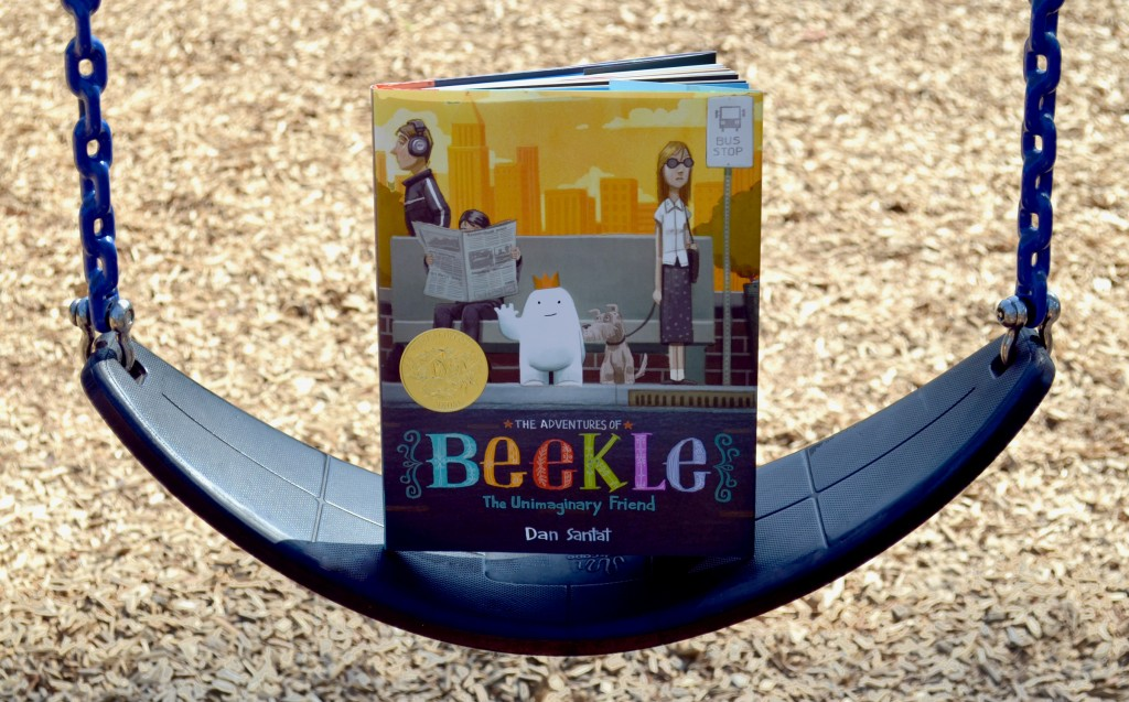 children's book - Beekle 1