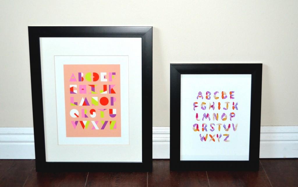 alphabet posters 4