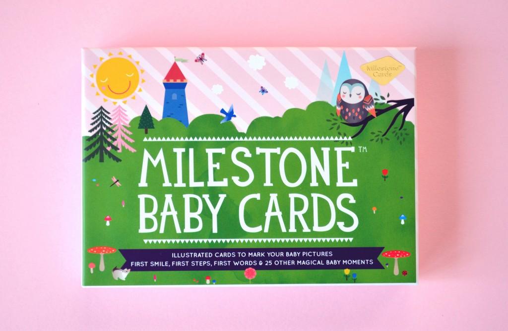 milestone cards 4