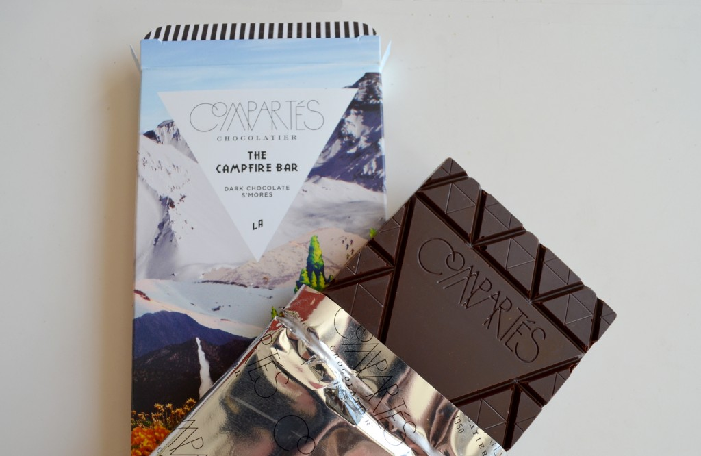 Compartes gourmet chocolate