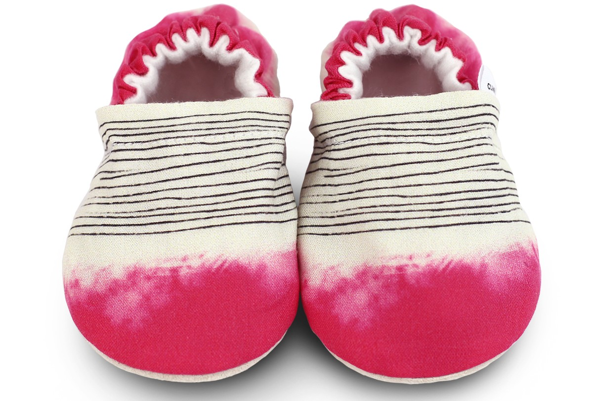Clamfeet Soft Sole Baby Shoes