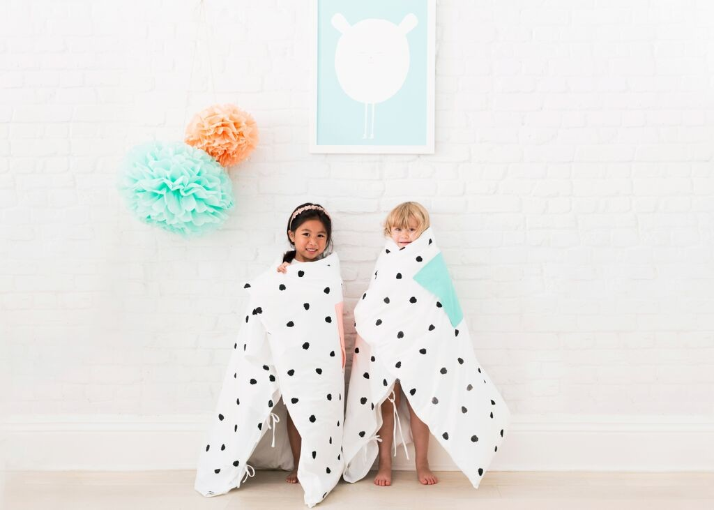 Natti Natti children's bedding