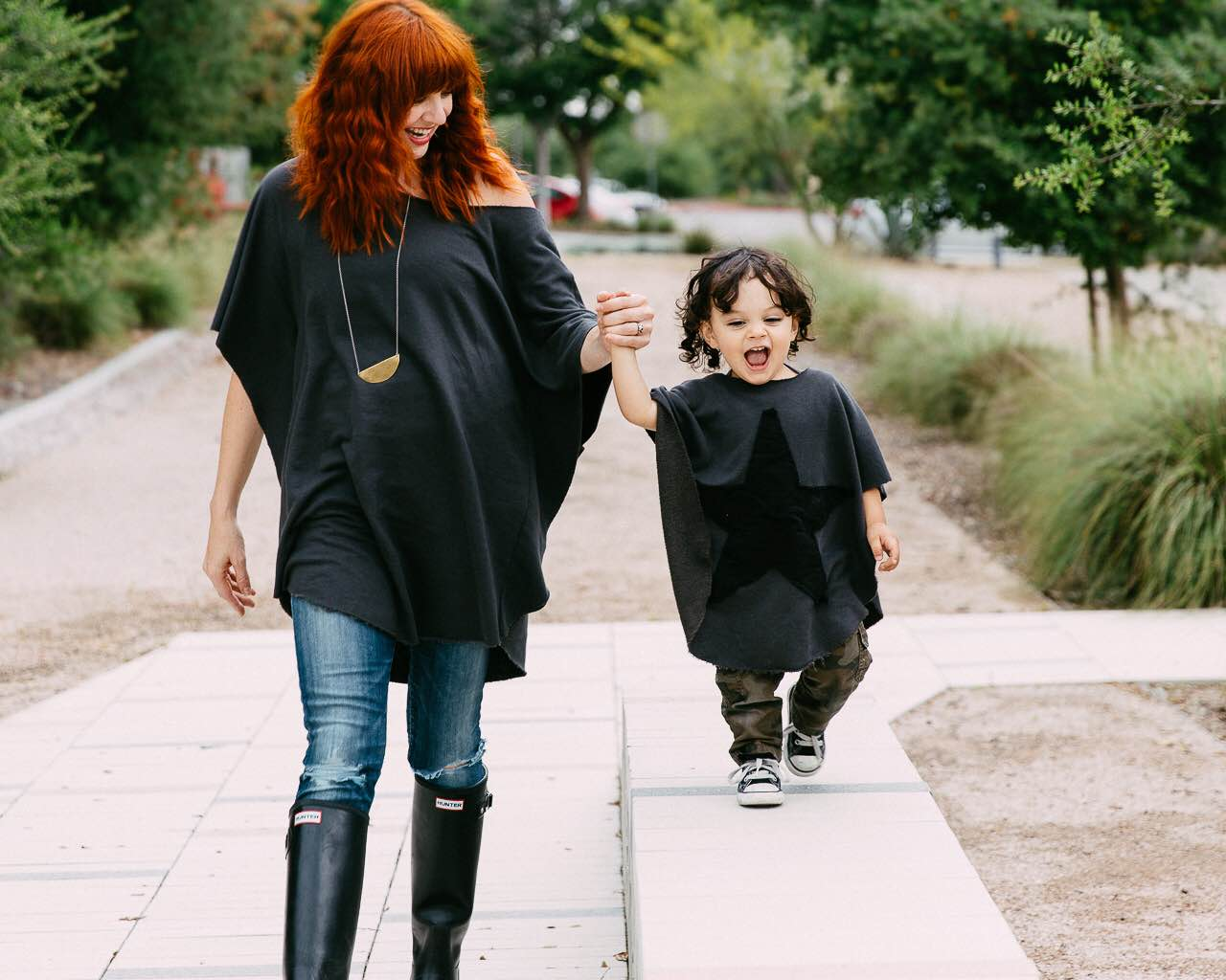 Black i boys mother's day mommy and me gift guide
