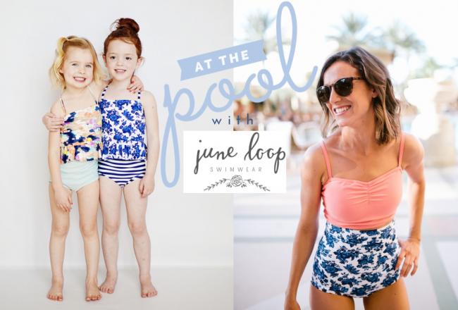 June Loop Mix and match swimwear