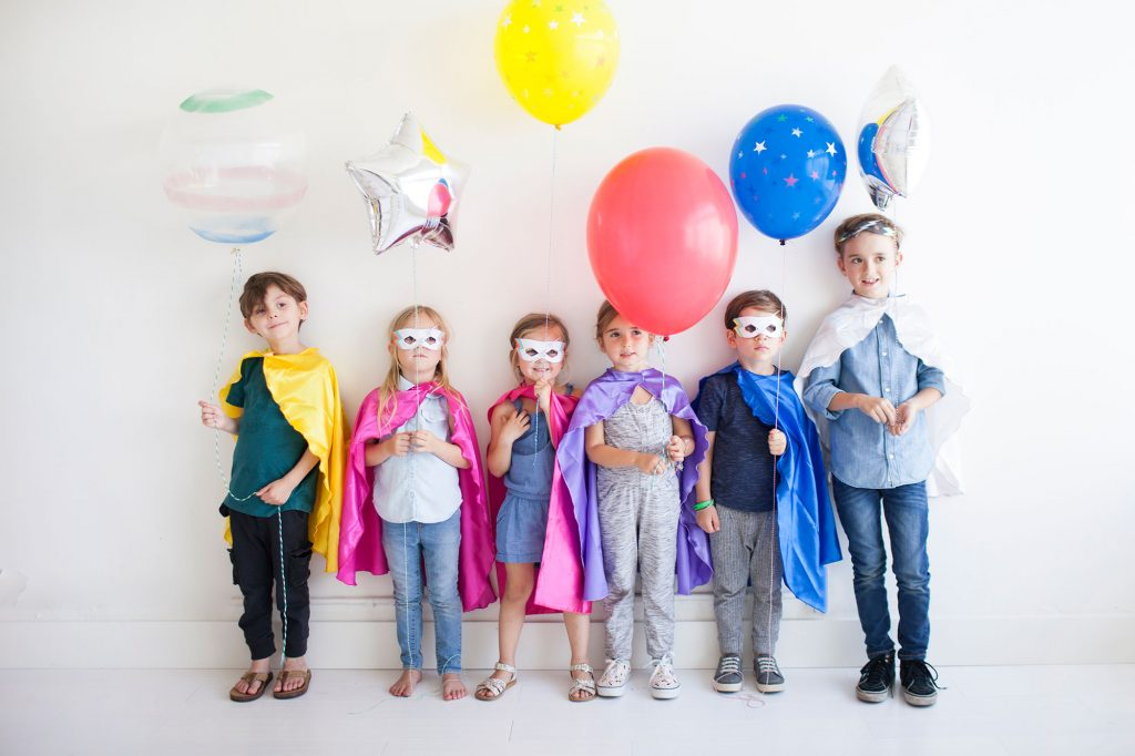 Wild Child party birthday party decor