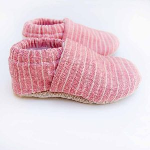 bink & boo soft sole baby booties