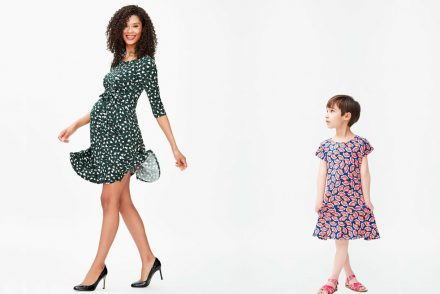 Leota maternity dresses and girls dresses