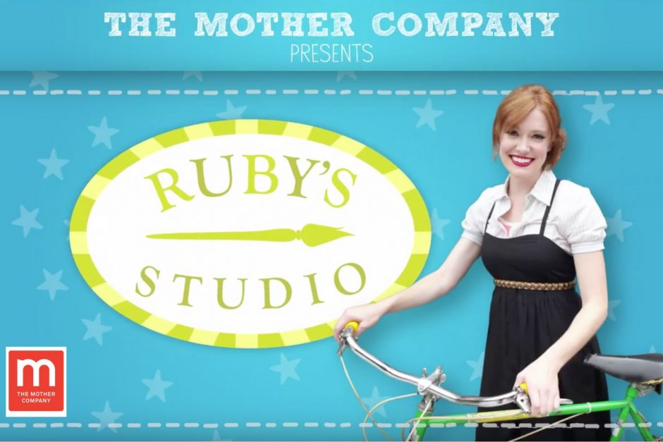 The Mother Company screen time Ruby's Studio