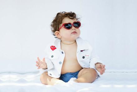 Hey Babe! kids denim jackets