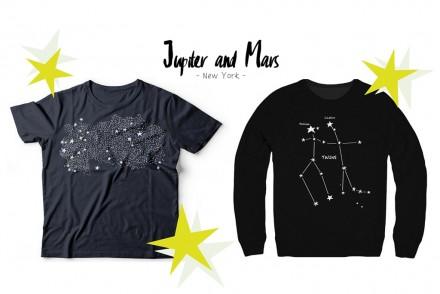 Jupiter and Mars New York