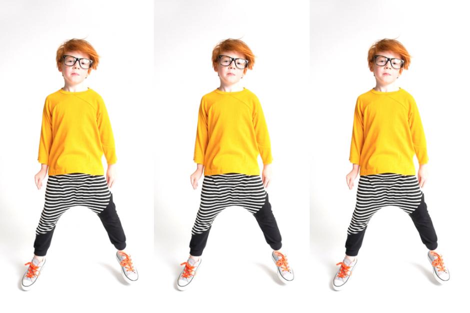 Spritely Kids kid's style