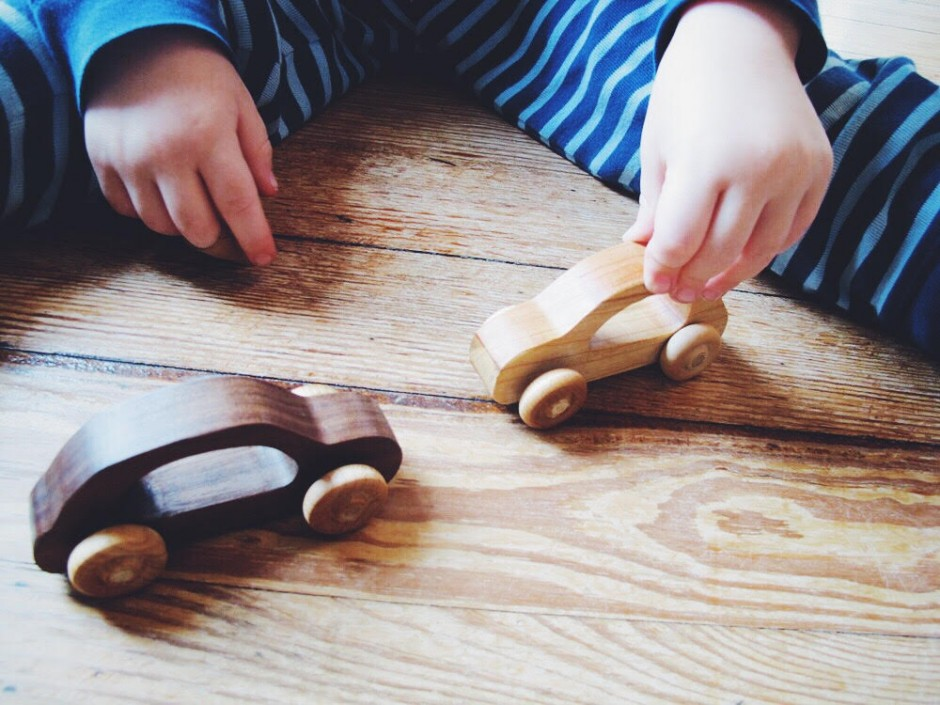 Fact + Fiction handcrafted wooden toys