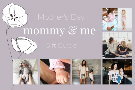mother's day mommy and me gift guide