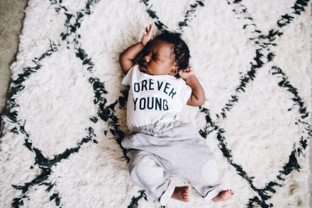 Jean and June graphic kids tees