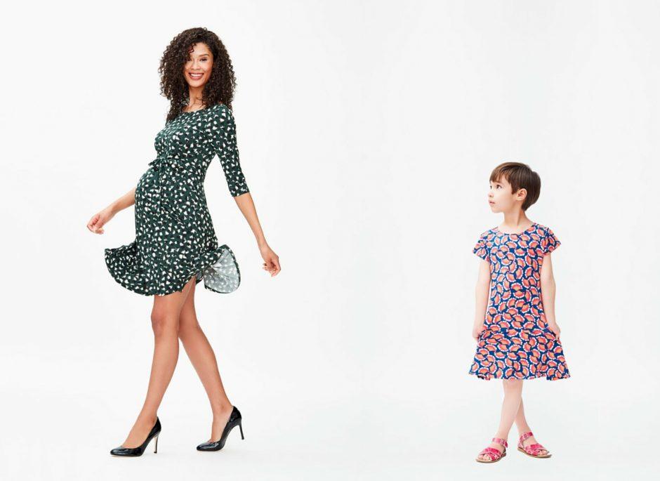 Leota maternity dresses and girls dresses
