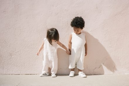 Shaadee mae kids jumpsuits