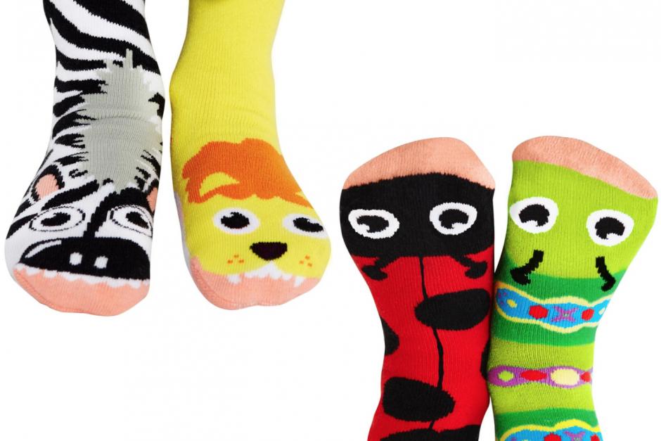 Pals Socks mismatched kids socks